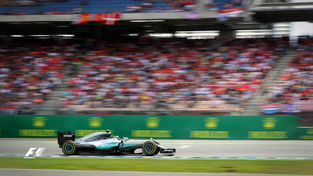F1 2016 - the story so far