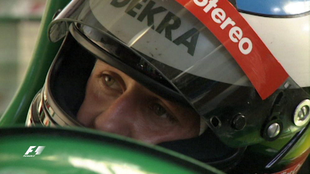 25 years on - Schumacher's debut weekend to remember
