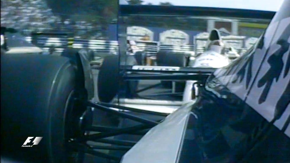 Classic onboard: Stefano Modena, Monza 1990