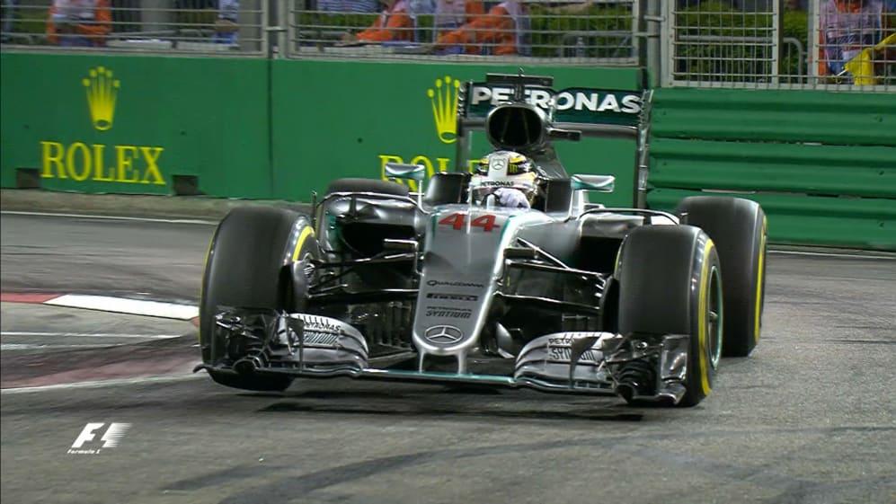 Race highlights - Singapore 2016