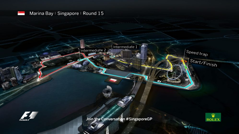 2016 Circuit Guide - Marina Bay Street Circuit