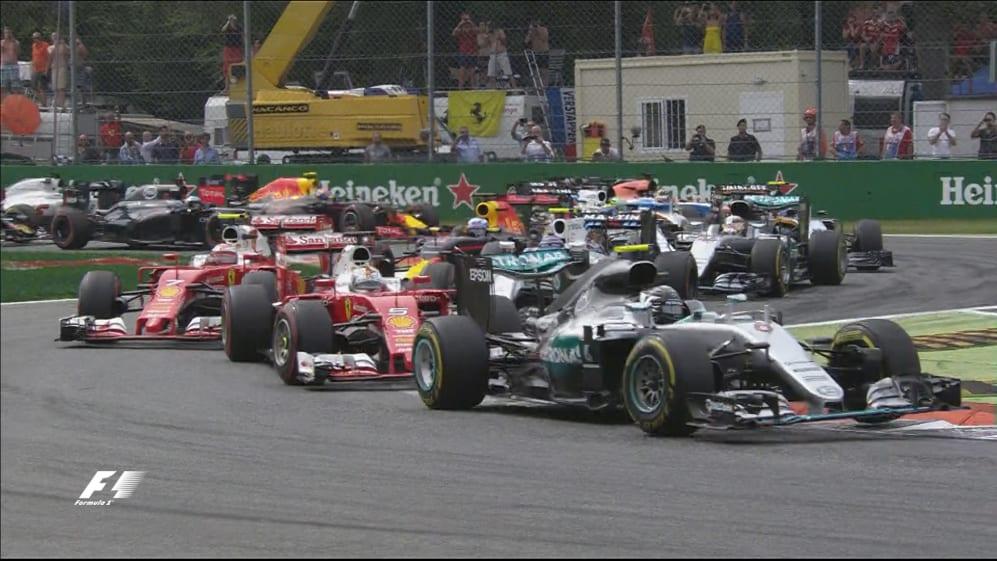 Race highlights - Italy 2016