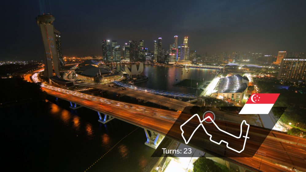 Your guide to the Singapore Grand Prix