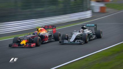 Re-live last year's race in Japan