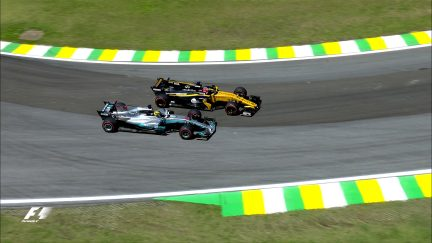FP1 summary - Brazil