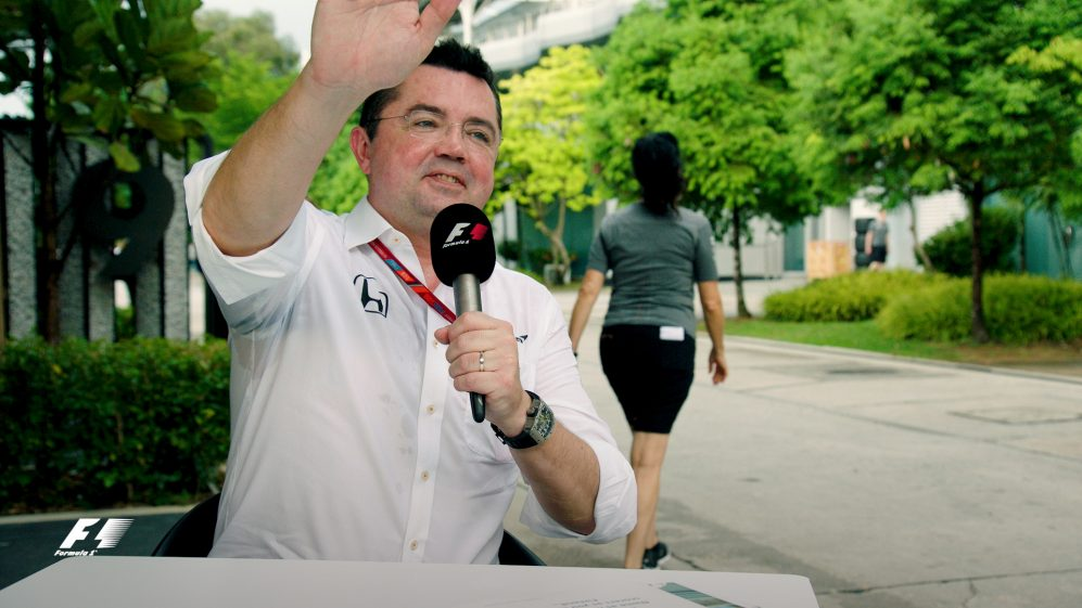 Grill the Grid: F1 Bosses – Eric Boullier