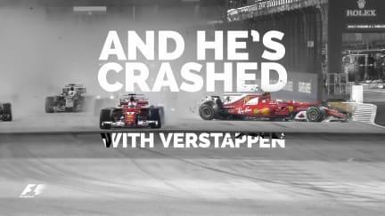 In 60 seconds - the 2017 F1 season
