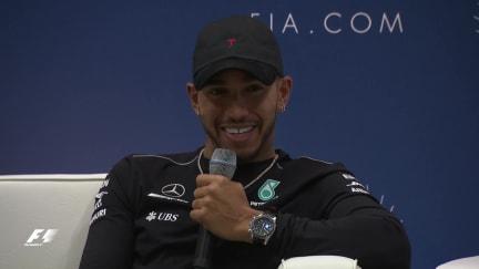 FIA Awards: Hamilton, Vettel and Bottas reflect on 2017