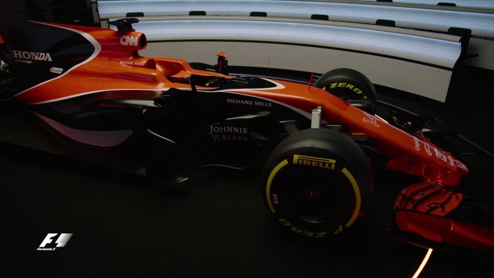 New-look McLaren reveal the MCL32
