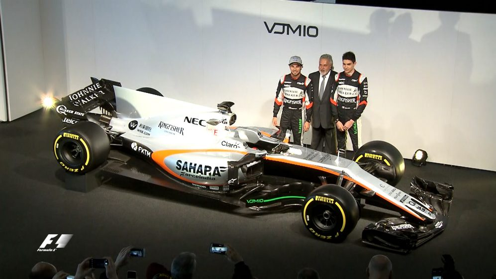 Force India aim high with 'exciting' new car
