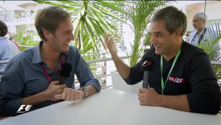 Montoya uncut: Juan Pablo on his F1 career and the current grid