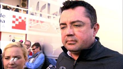Boullier on McLaren's power unit problems