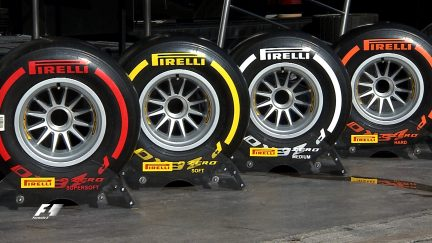 F1 explained: a beginner's guide to tyres