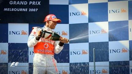 F1 Vault: Hamilton's electrifying first race