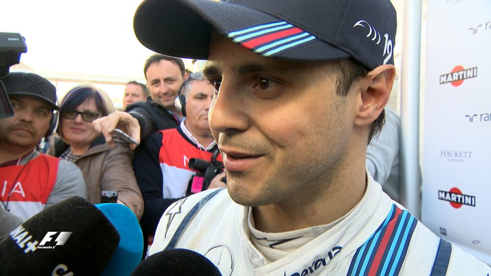 Massa on going quickest - and furthest - in Barcelona