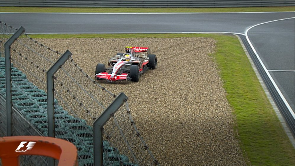 F1 Vault: Hamilton's China Crisis