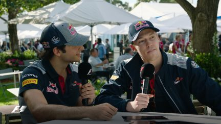 Grill the Grid: Toro Rosso team mates