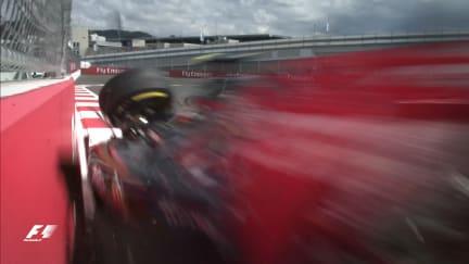 F1 Vault: Sainz's amazing escape