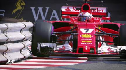 FP1 summary - Monaco