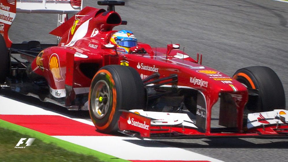 F1 Vault: Epic opening lap propels Alonso to victory