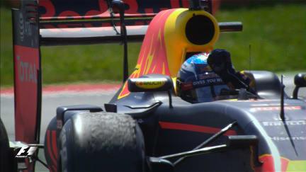F1 Vault: Verstappen becomes youngest winner in history