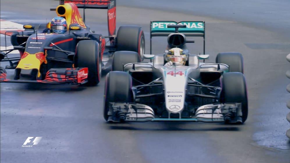 Re-live last year's race in Monaco