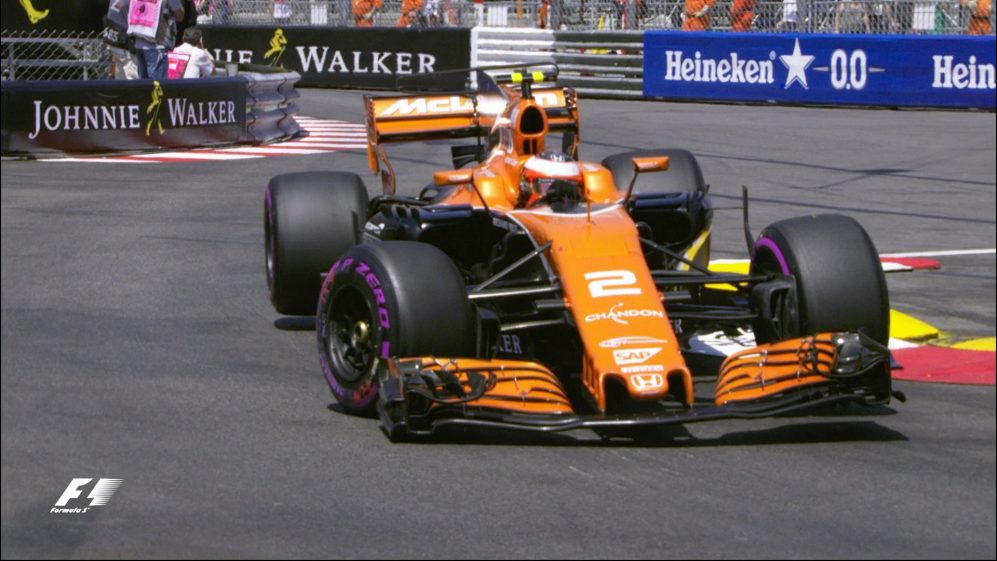 Qualifying: Vandoorne crash seals Hamilton's fate