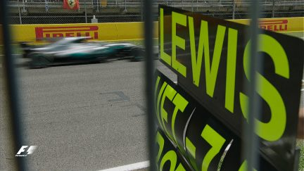 How strategy and fortune helped swing Spain Hamilton's way