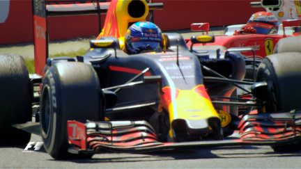 Re-live last year's race in Spain
