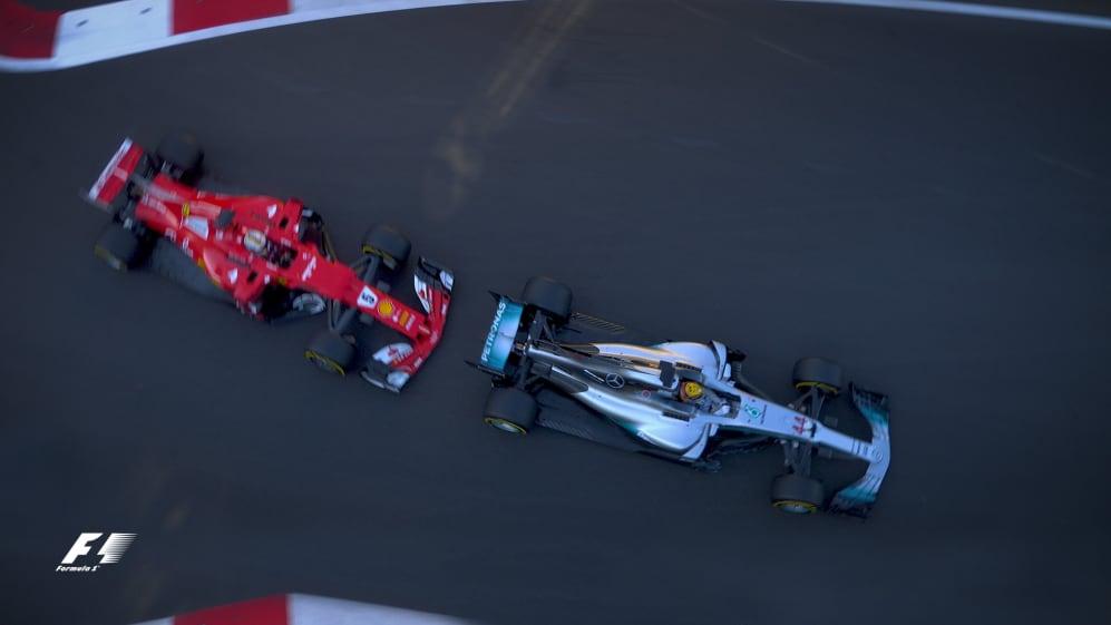 Vettel vs Hamilton: their controversial Baku clash examined
