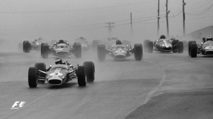 Celebrating 50 years of F1 in Canada