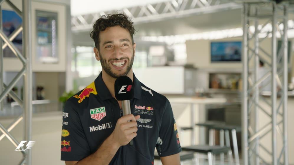 Secrets of Success... Daniel Ricciardo's tips for a hot lap in Hungary