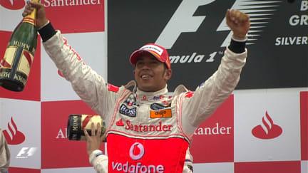 F1 Vault: Hamilton's heroics, Massa's misery