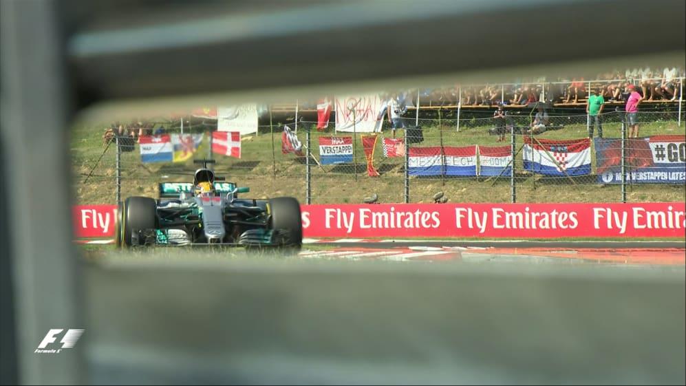 Hamilton's sporting gesture – foolhardy or fair?
