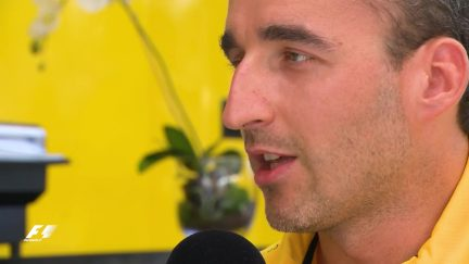 Robert Kubica: Looking forward to test chance