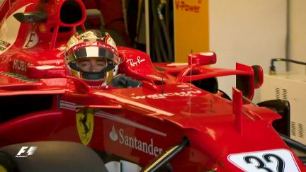 Charles Leclerc on his 'amazing' test opportunity with Ferrari