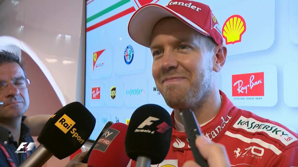 Sebastian Vettel on the importance of testing in Hungary