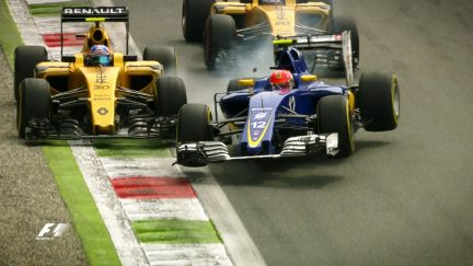 Re-live last year's race in Italy