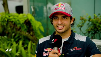 Secrets of Success... Carlos Sainz's tips for a hot lap in Malaysia