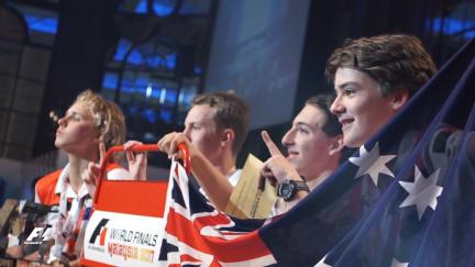 Australia claims F1 in Schools World Champions title in Malaysia