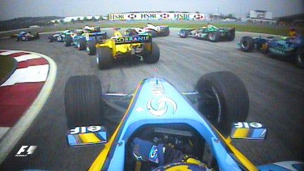 Classic onboard: Alonso's superb Sepang start