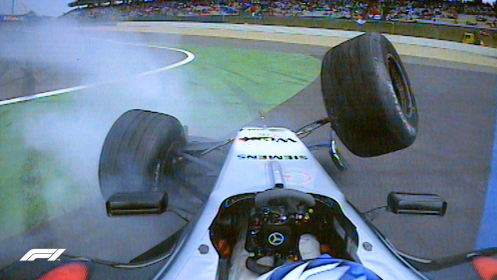 Top 10: Dramatic F1 final laps