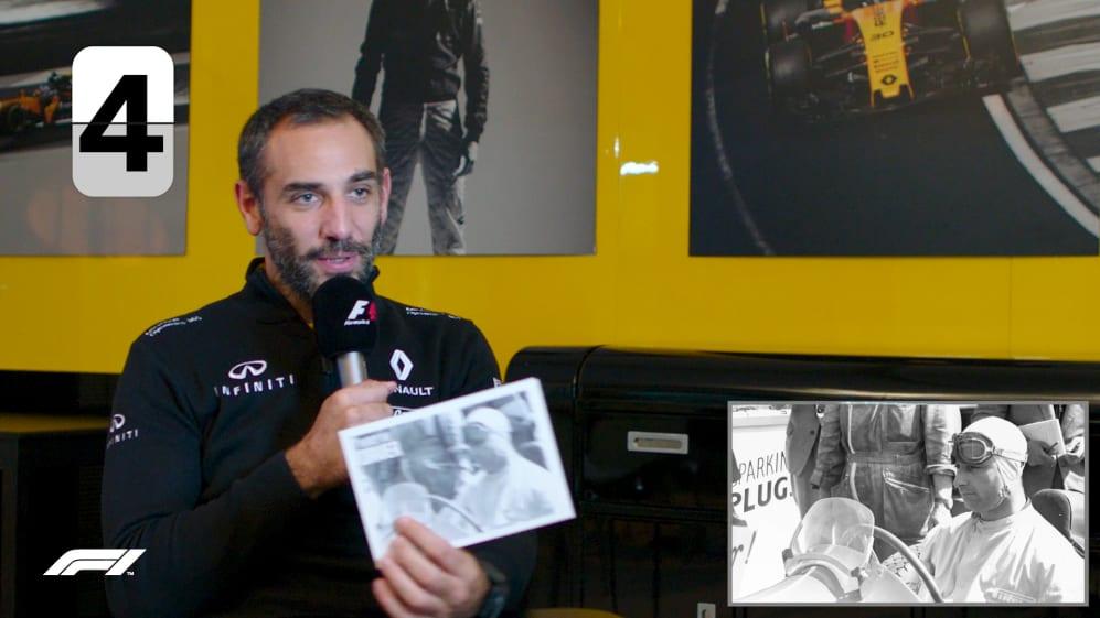 Grill the Grid: F1 Bosses - Cyril Abiteboul