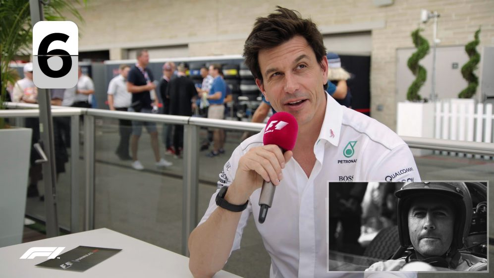 Grill the Grid: F1 Bosses - Toto Wolff