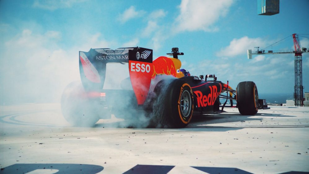 FESTIVAL FEVER: Red Bull put a new spin on Miami