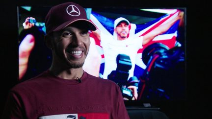 HAMILTON'S HARDEST YEAR: The 5-time champion in conversation