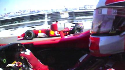 US GP: 5 crazy onboard moments