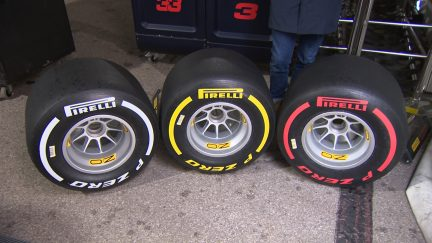 PIRELLI: 2019 tyre line-up revealed in Austin