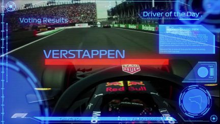 Driver of the Day: Max Verstappen