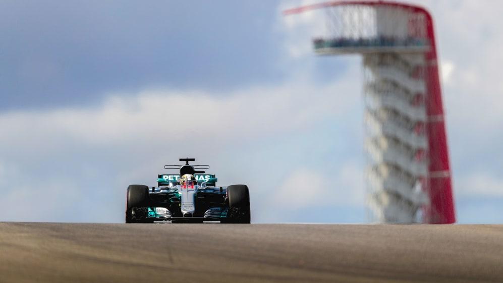 F1 VAULT: Lewis Hamilton - King of COTA
